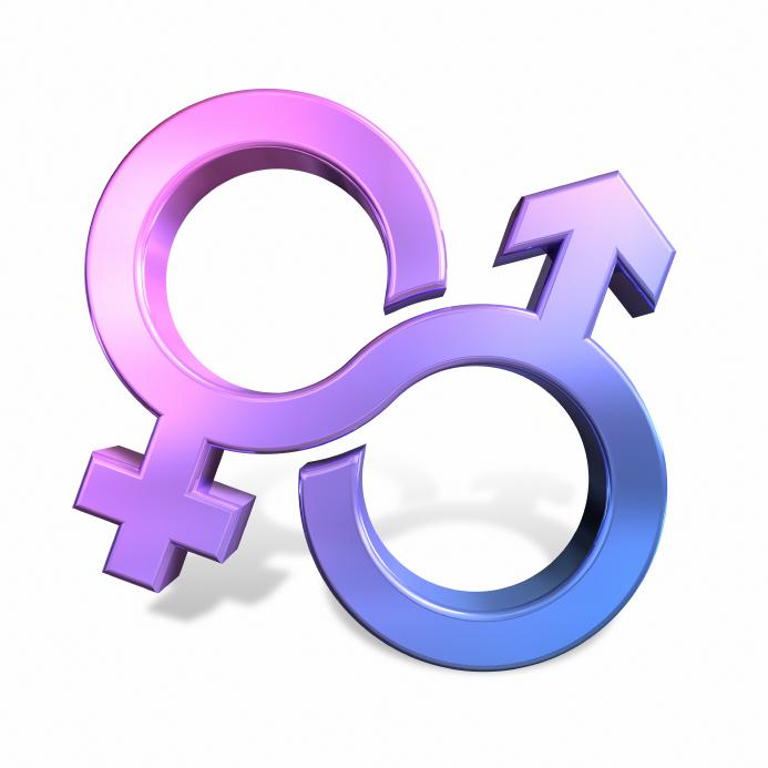GenderSymbolIntertwined