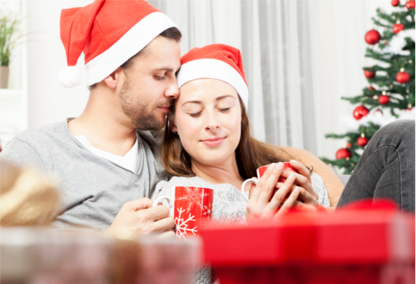 Have a happy marriage this Christmas and throughout the year.